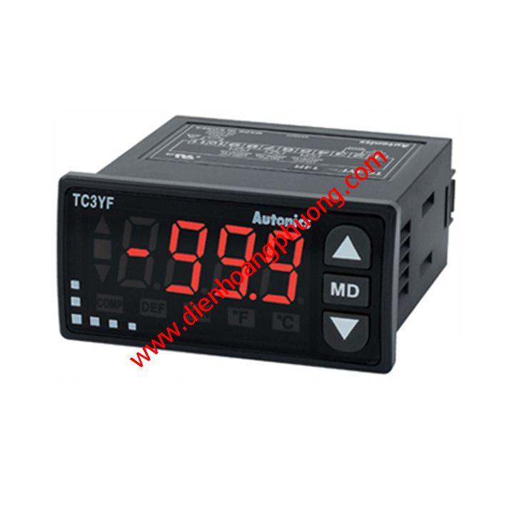 Bộ điều khiển nhiệt độ TC3YF-34R-NTC