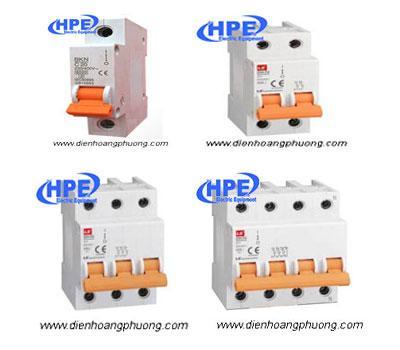 MCB 1P LS BKN-1P (6kA)