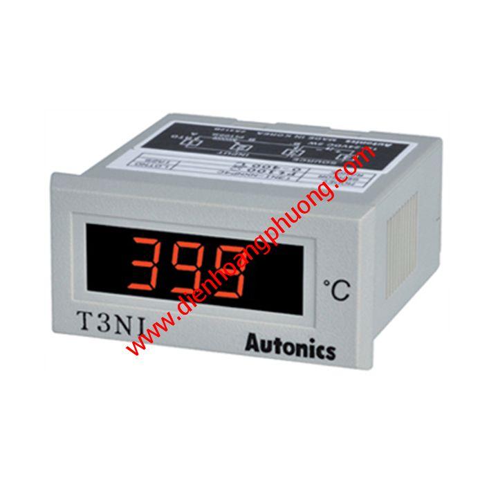 Bộ điều khiển nhiệt độ T3NI-NXNP4C