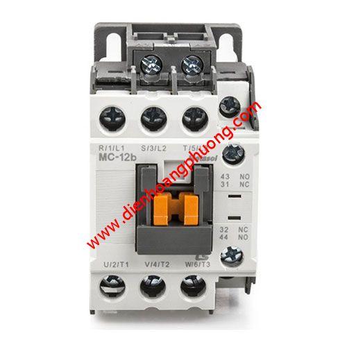 Contactor 12A 220V (MC-12b)